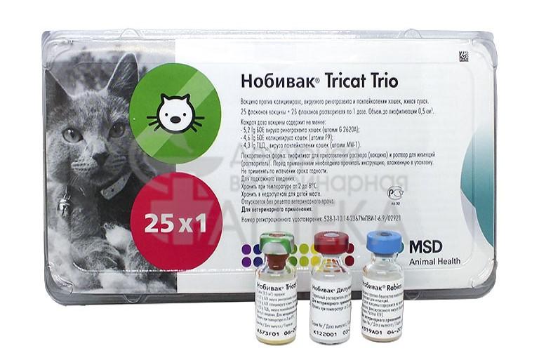 Комплексная прививка Нобивак